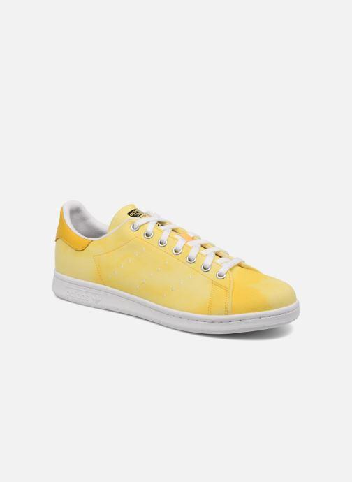 c1cc85a2935 Sneakers adidas originals Pharrell Williams Hu Holi Stan Smith Geel detail