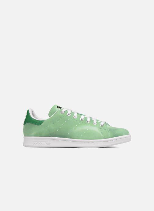 Sneakers adidas originals Pharrell Williams Hu Holi Stan Smith Verde immagine posteriore