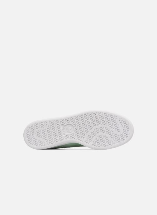 Sneakers adidas originals Pharrell Williams Hu Holi Stan Smith Verde immagine dall'alto