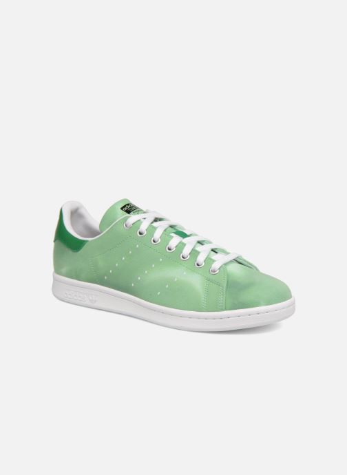Sneakers Adidas Originals Pharrell Williams Hu Holi Stan Smith Verde vedi dettaglio/paio