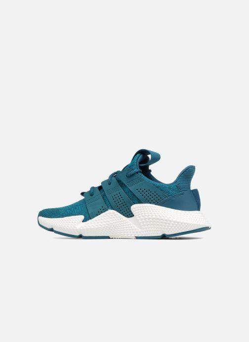 Sneakers adidas originals Prophere W Blauw voorkant