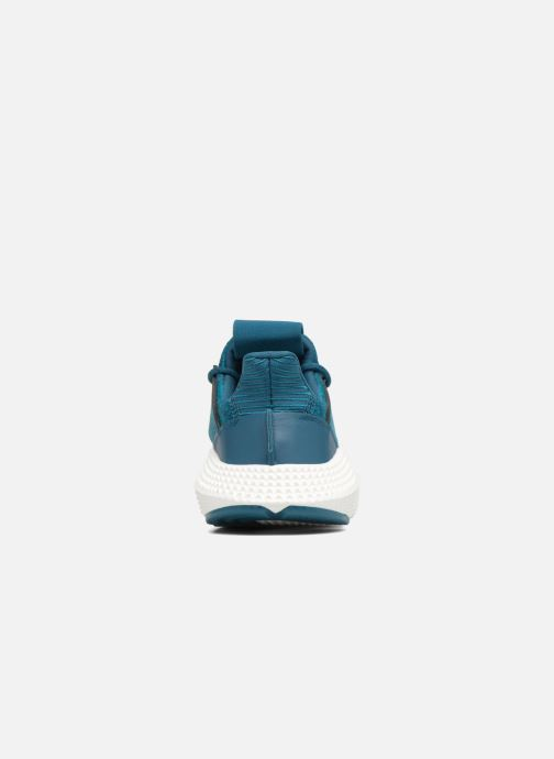 Baskets adidas originals Prophere W Bleu vue droite