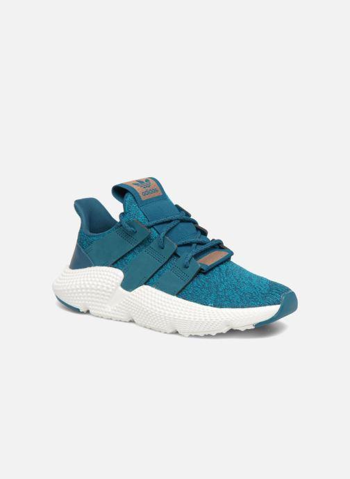 Sneakers adidas originals Prophere W Blauw detail