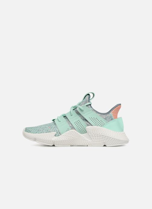 Sneakers adidas originals Prophere W Blå se forfra