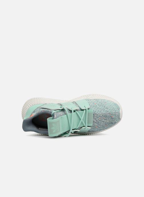 Sneakers adidas originals Prophere W Blå se fra venstre