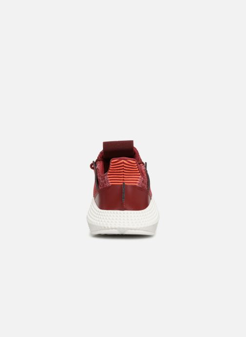 Baskets adidas originals Prophere W Bordeaux vue droite