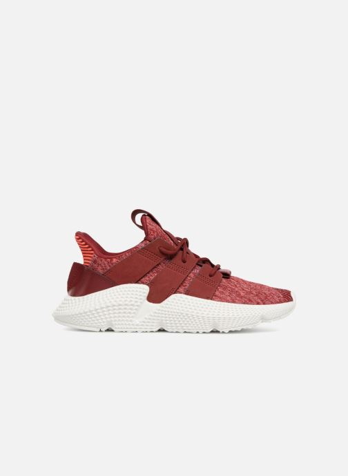 Baskets adidas originals Prophere W Bordeaux vue derrière