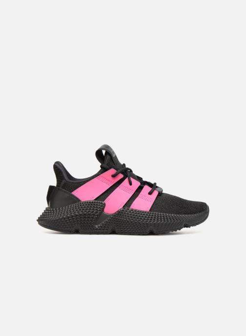Sneaker Adidas Originals Prophere W schwarz ansicht von hinten