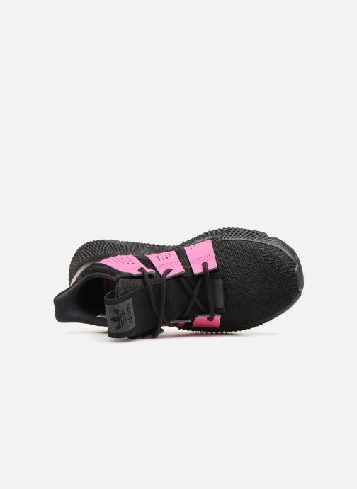 Sneaker Adidas Originals Prophere W schwarz ansicht von links