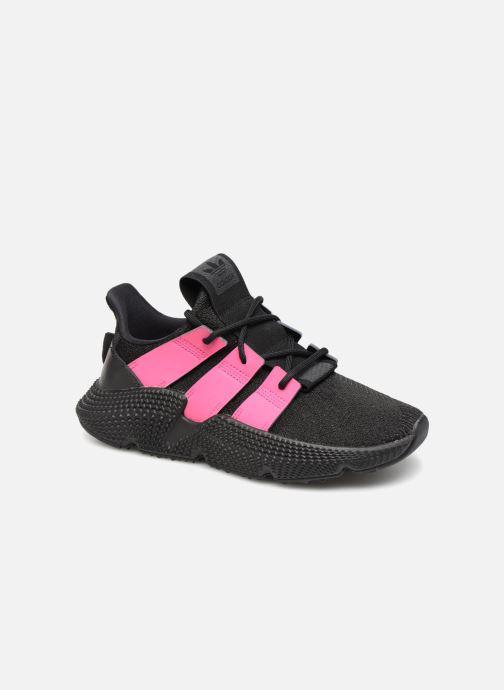 Sneaker Adidas Originals Prophere W schwarz detaillierte ansicht/modell