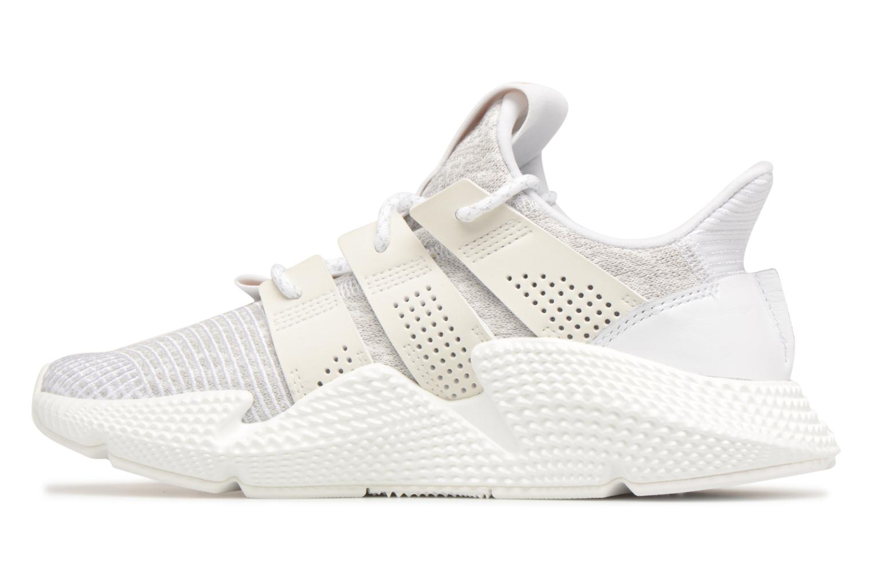 Baskets Adidas Originals Prophere W Blanc vue face