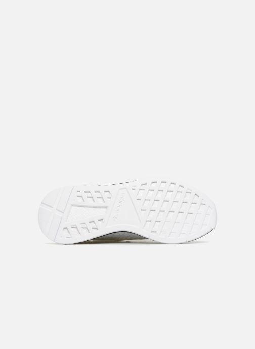 Sneaker adidas originals Deerupt Runner weiß ansicht von oben
