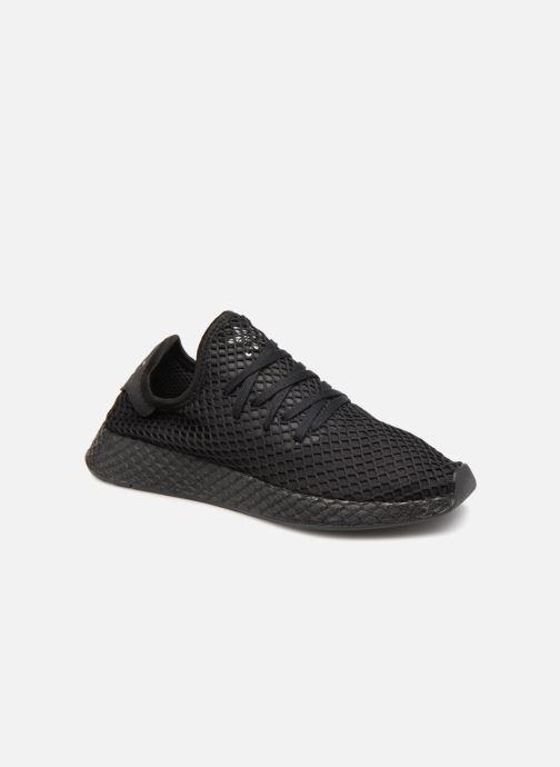 separation shoes de19e 5be2c Baskets Adidas Originals Deerupt Runner Noir vue détailpaire