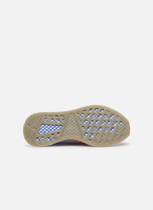 Sneakers adidas originals Deerupt Runner Wit boven