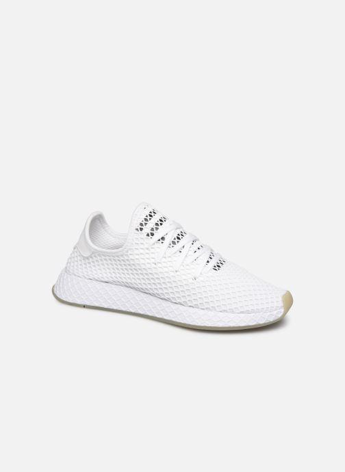 Sneakers adidas originals Deerupt Runner Wit detail