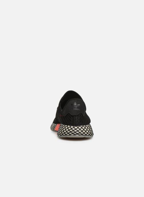 Sneakers adidas originals Deerupt Runner Zwart rechts