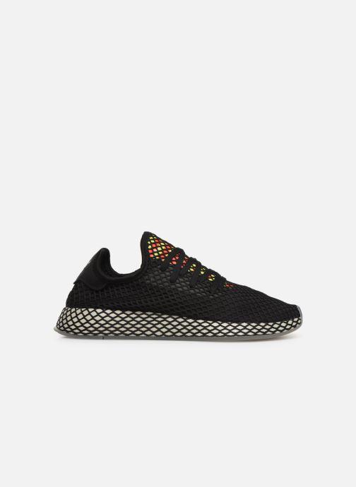 Sneakers adidas originals Deerupt Runner Zwart achterkant