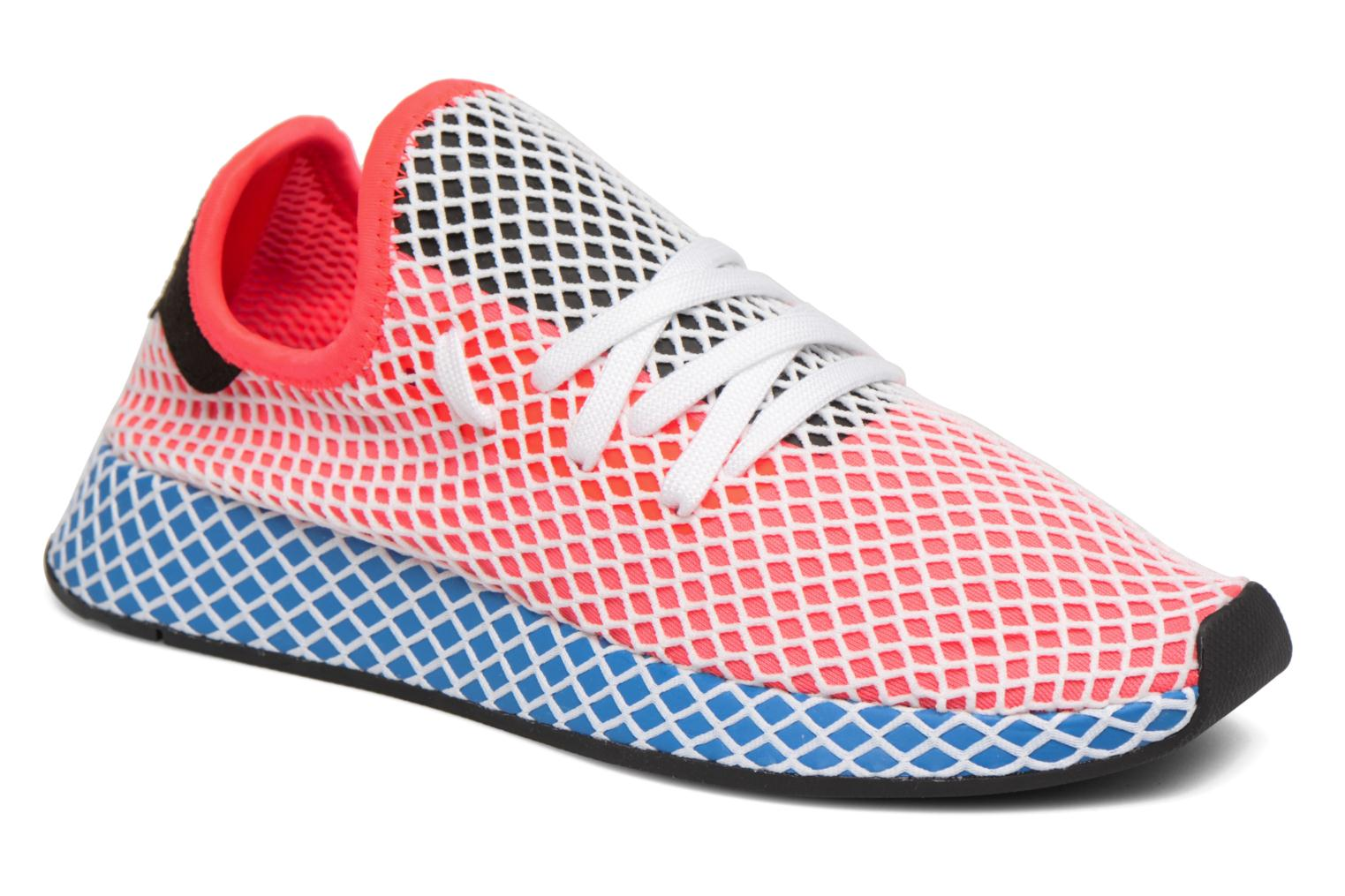 Baskets Chez Runner Adidas rouge Originals Sarenza 323131 Deerupt 1I6w4