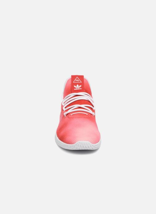 Sneaker adidas originals Pharrell Williams Hu Holi Tennis Hu rot schuhe getragen