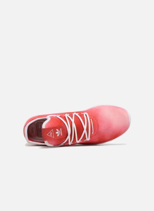 Sneaker adidas originals Pharrell Williams Hu Holi Tennis Hu rot ansicht von links