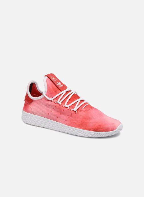Sneaker adidas originals Pharrell Williams Hu Holi Tennis Hu rot detaillierte ansicht/modell