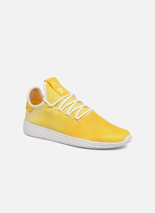 9d102cccb56 Sneakers adidas originals Pharrell Williams Hu Holi Tennis Hu Geel detail