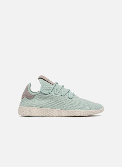 Sneaker Adidas Originals Pharrel Williams TennisHu W blau ansicht von hinten