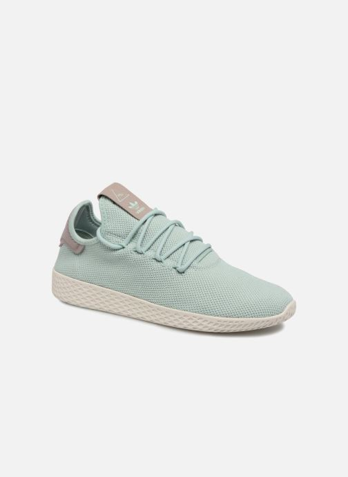Sneaker adidas originals Pharrel Williams TennisHu W blau detaillierte ansicht/modell