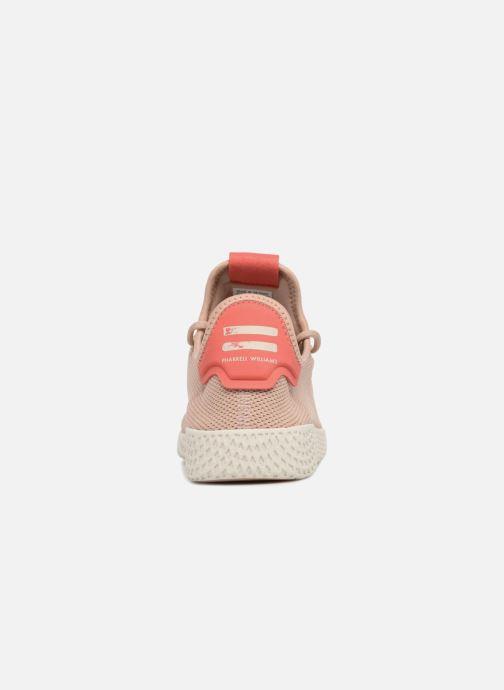 Sneakers adidas originals Pharrel Williams TennisHu W Marrone immagine destra