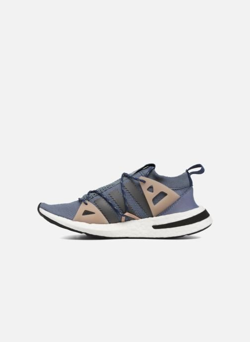 Trainers adidas originals Arkyn W Blue front view