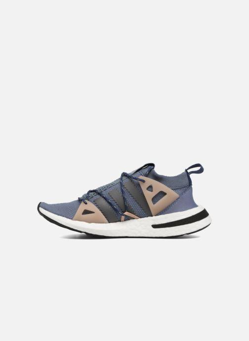 Sneakers adidas originals Arkyn W Azzurro immagine frontale