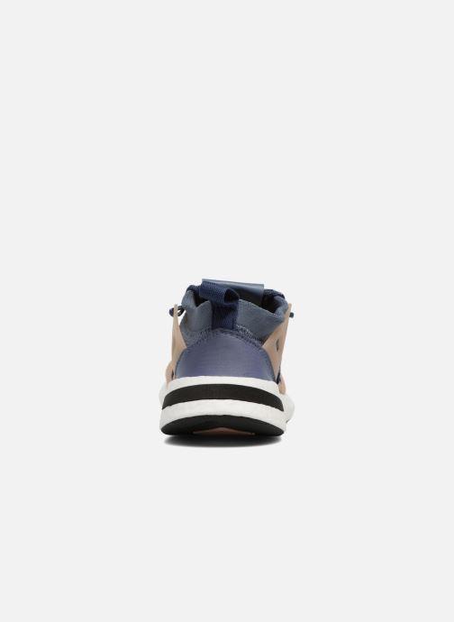 Deportivas adidas originals Arkyn W Azul vista lateral derecha