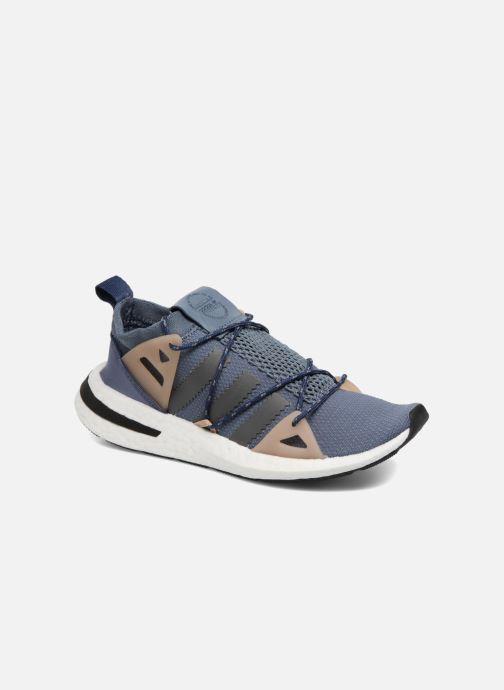 Baskets adidas originals Arkyn W Bleu vue détail/paire