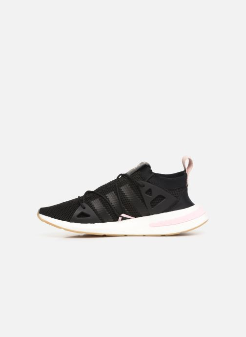 Sneakers adidas originals Arkyn W Nero immagine frontale