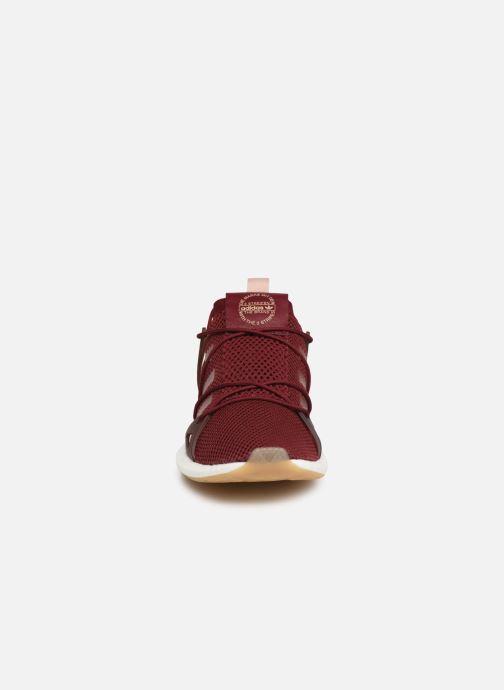 Baskets adidas originals Arkyn W Bordeaux vue portées chaussures