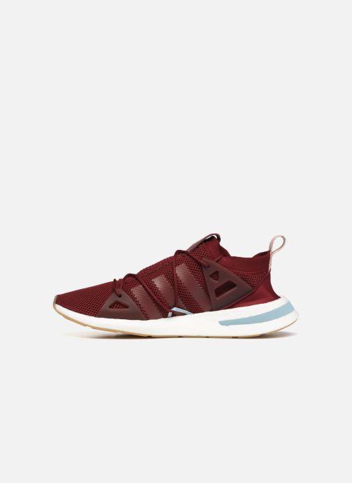 Baskets adidas originals Arkyn W Bordeaux vue face