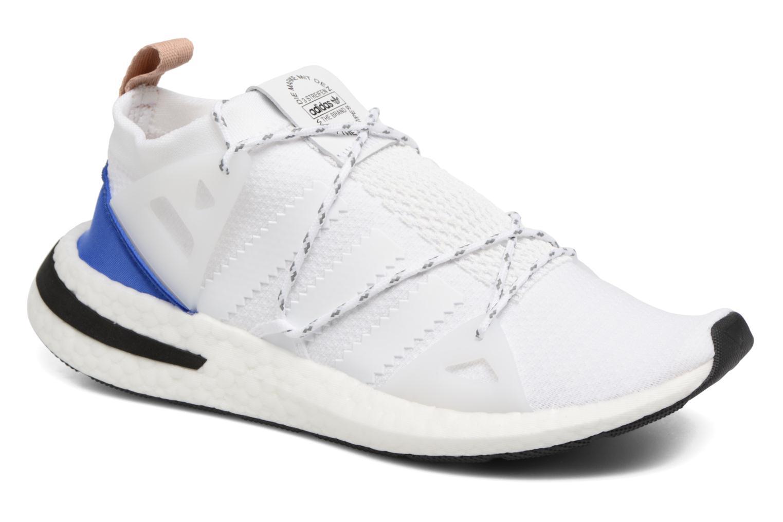 Baskets Adidas Originals Arkyn W Blanc vue détail/paire