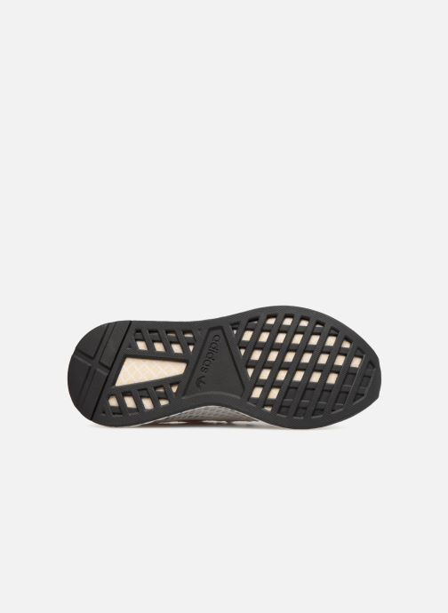 ca9a76d826f adidas originals Deerupt Runner W (Beige) - Baskets chez Sarenza ...