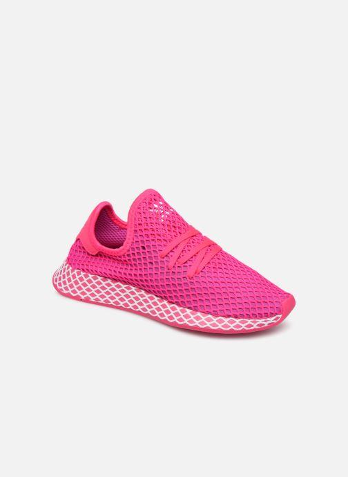 Sneakers adidas originals Deerupt Runner W Roze detail
