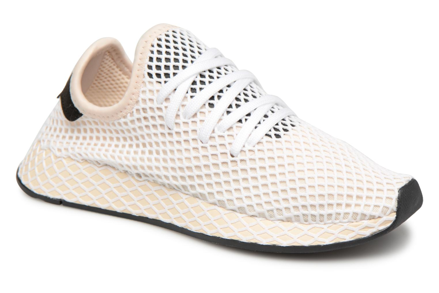 finest selection f5688 58143 Sneakers Adidas Originals Deerupt Runner W Beige detail