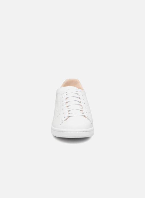 Trainers Adidas Originals Stan Smith Lea Sock White model view
