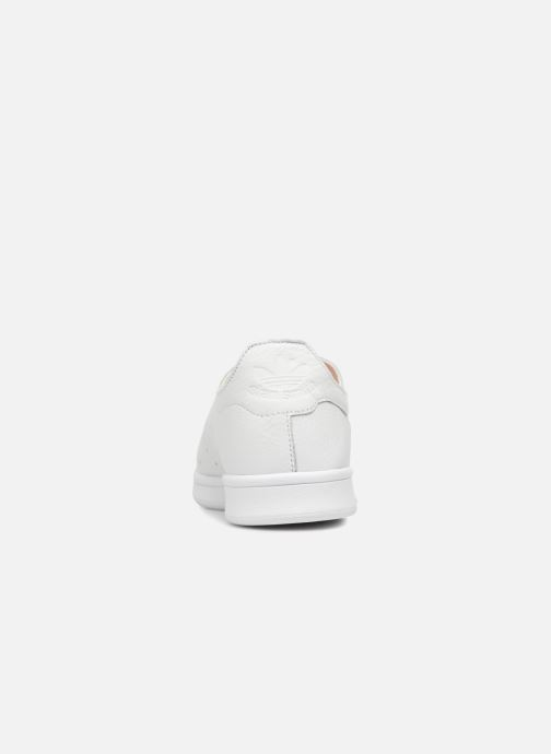 Trainers Adidas Originals Stan Smith Lea Sock White view from the right