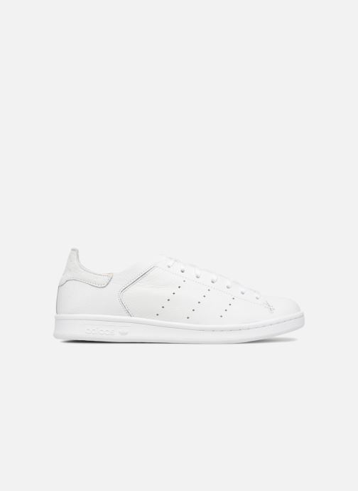Trainers Adidas Originals Stan Smith Lea Sock White back view