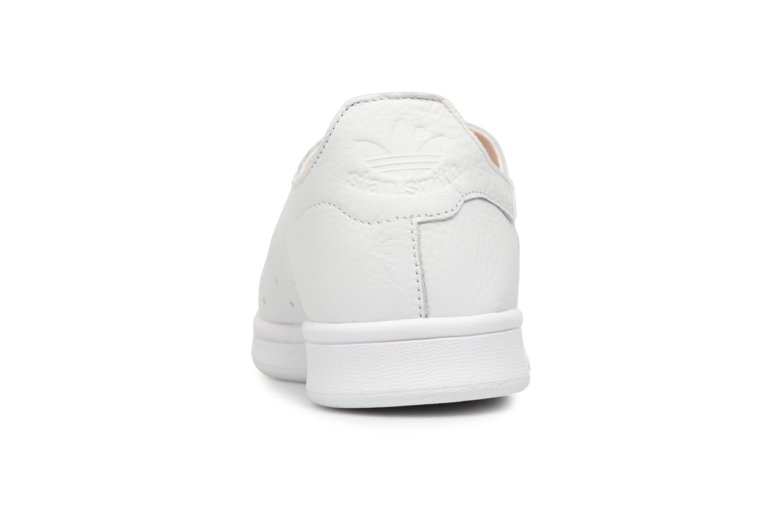 Sneakers Adidas Originals Stan Smith Lea Sock Wit rechts