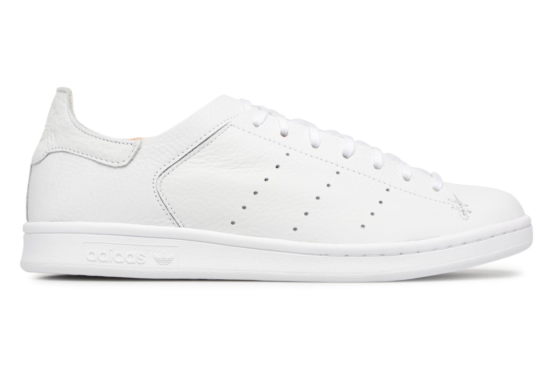 Sneakers Adidas Originals Stan Smith Lea Sock Wit achterkant