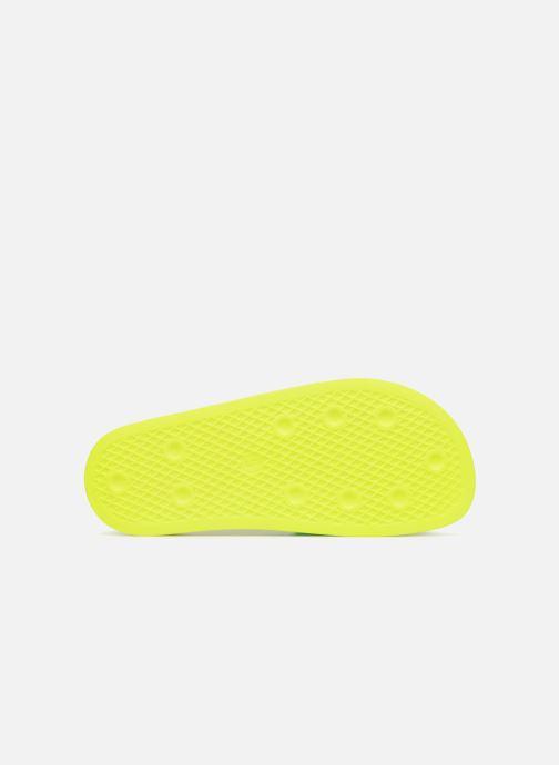 323186 Adilette Originals Adidas W Clogs Pantoletten amp; Lilo gelb 48S51q