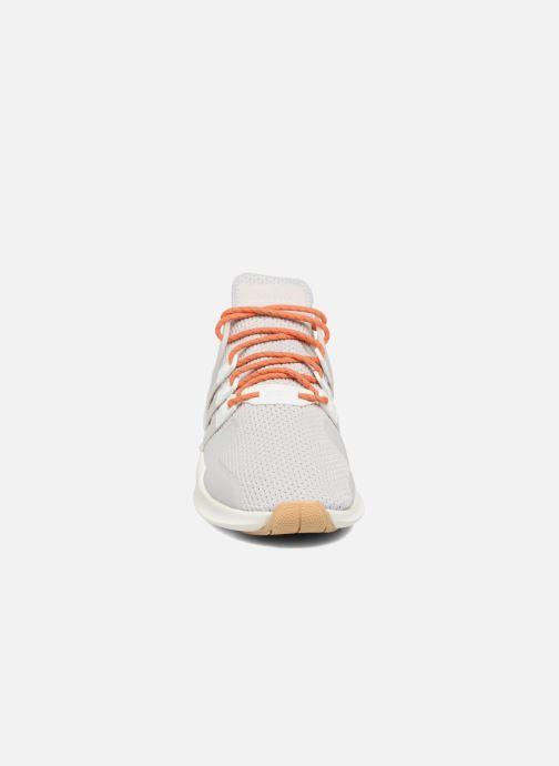 Sneaker adidas originals Eqt Support Adv Summer grau schuhe getragen