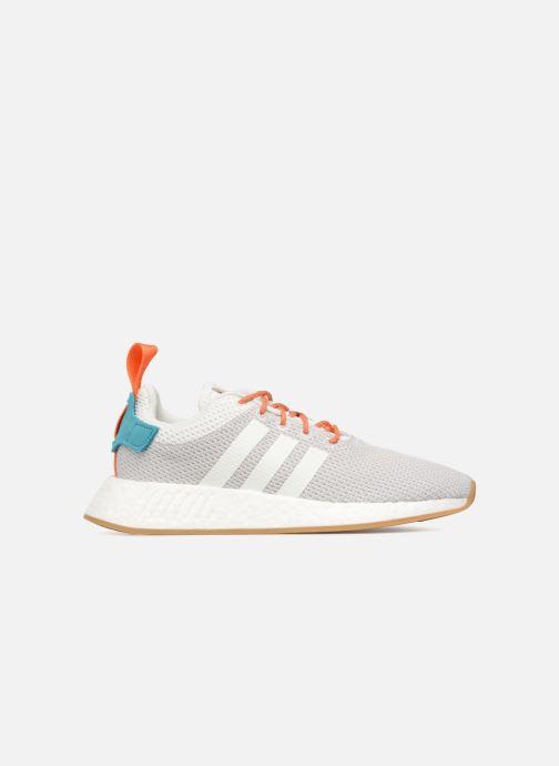 Sneaker Adidas Originals Nmd R2 Summer grau ansicht von hinten