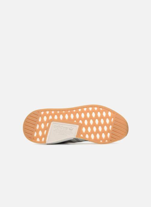 Sneaker adidas originals Nmd R2 Summer grau ansicht von oben