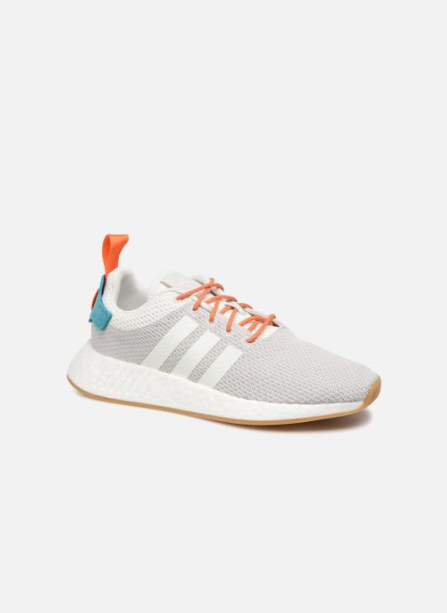 Sneaker Adidas Originals Nmd R2 Summer grau detaillierte ansicht/modell